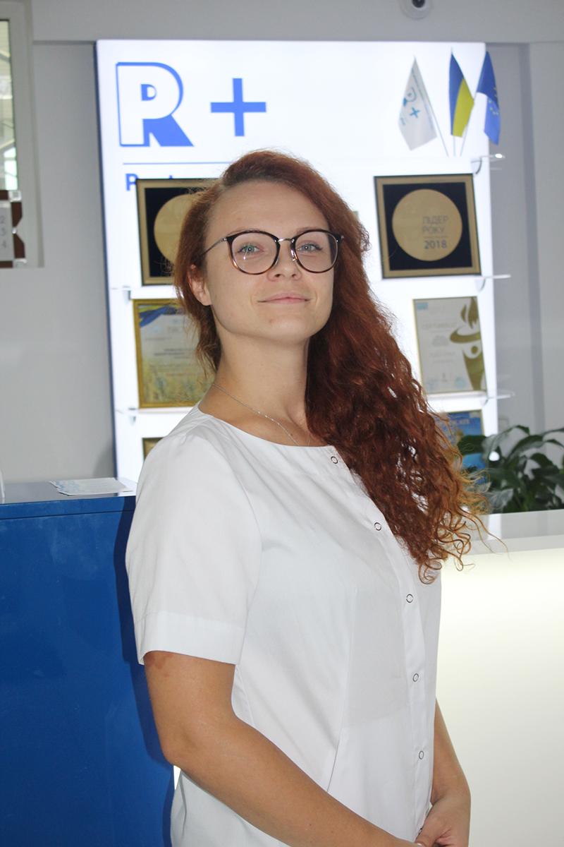 Воробйова Оксана Владимировна
