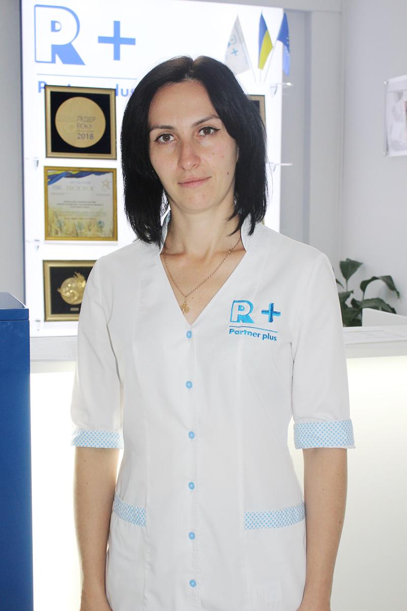 Хомчук Людмила Александровна