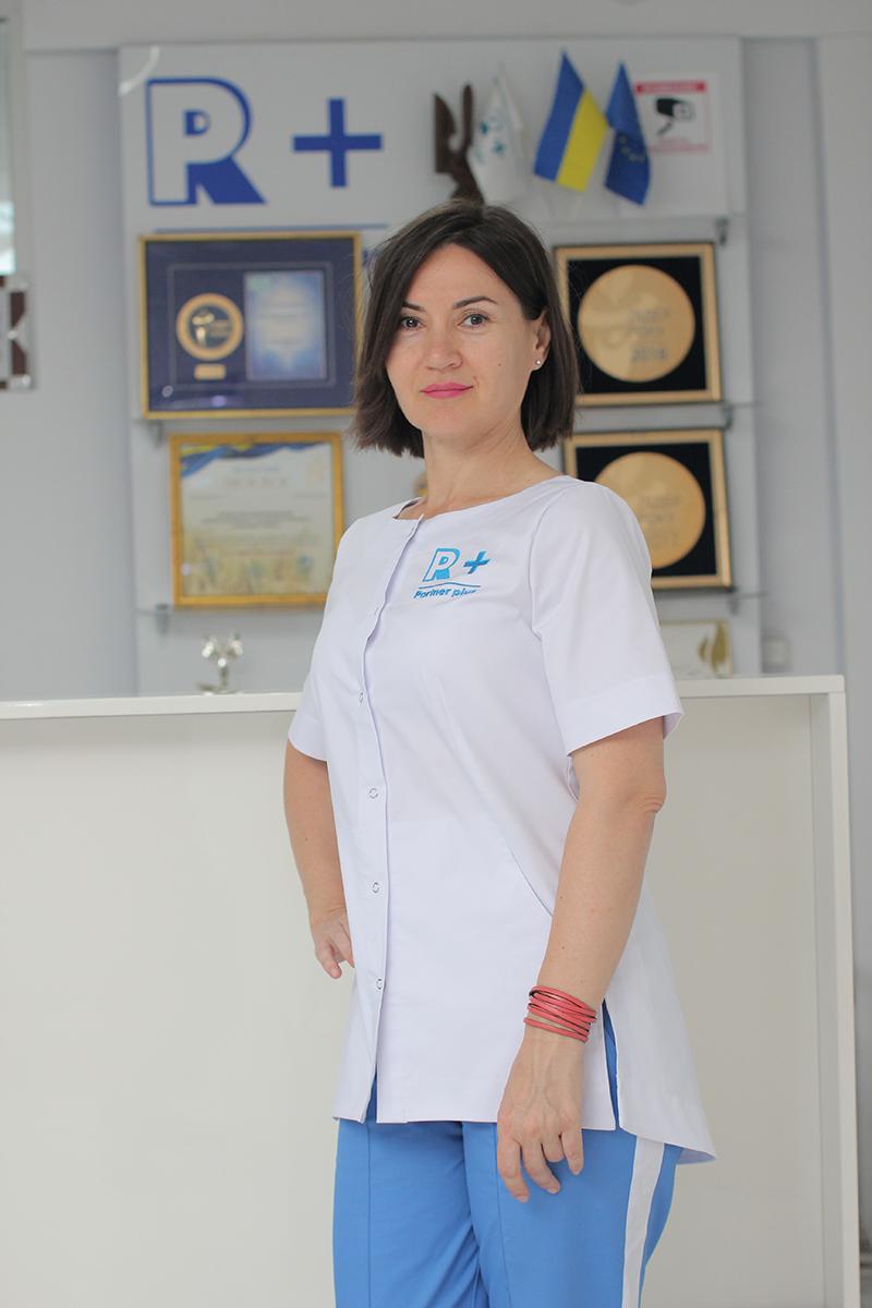 Яковченко Ирина Юрьевна